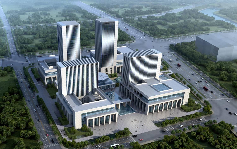 新城公共服务区一期工程